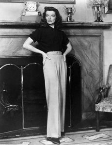 """If you obey all the rules, you miss all the fun."" Katharine Hepburn"