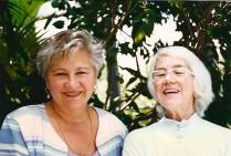 Joni and her mom