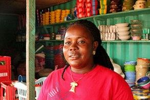 Tina Tuonyon Liberia