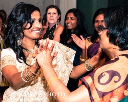 Rani Varghese and her Mom